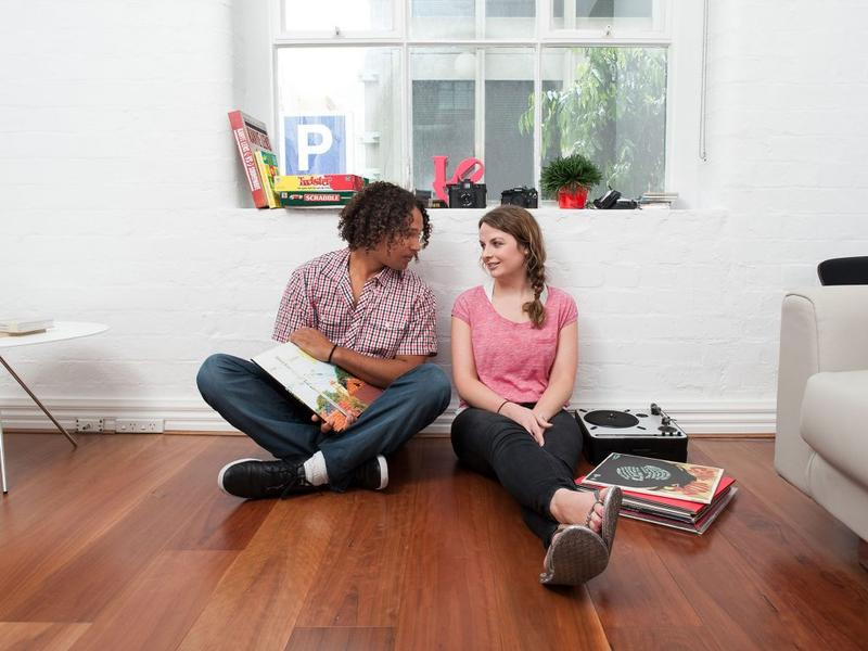 4 signs you could be closer to buying a home than you think_Pic3 - couple with records