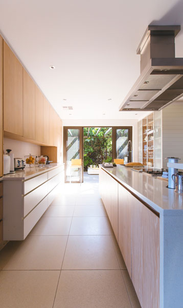 How much does it cost to build a house - kitchen