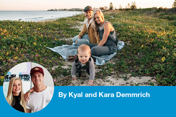 Kyal and Kara on eco-friendly design