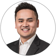 Michael Huynh from RAMS Footscray