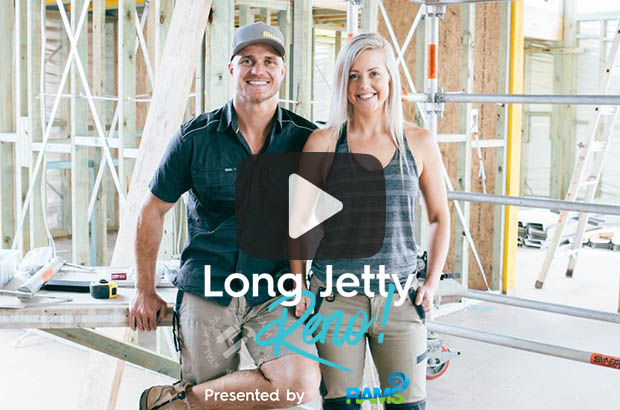 Long Jetty Reno: Ep 2 - Construction Begins!