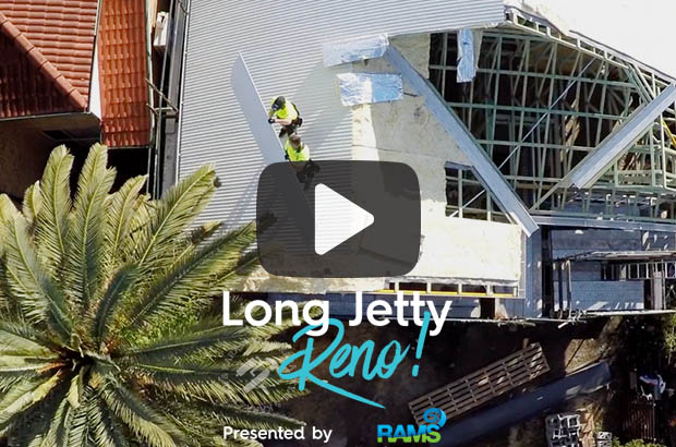 Long Jetty Reno: Ep 3 - Locked Up