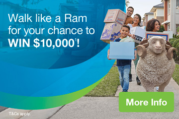 LAM Competition chance to win 10k franchise tile with CTA